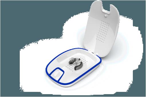 droogbox hoorapparaat