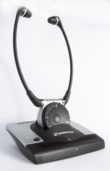 hulpmiddelen; draadloze hoofdtelefoon