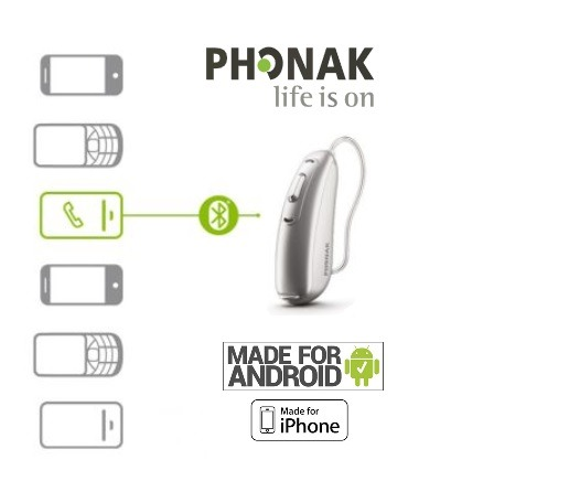 Phonak Audéo B-Direct